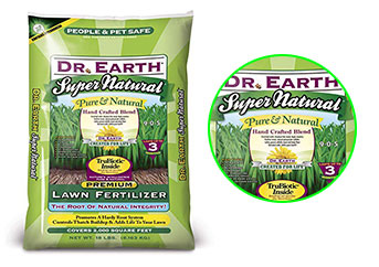Dr. Earth Lawn Fertilizer
