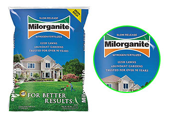 Milorganite Organic Fertilizer