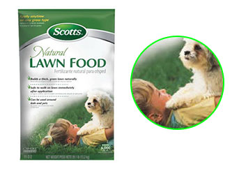 Scott's-Natural-Lawn-Food