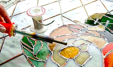 How to Choose the Best Soldering Iron For Stained Glass