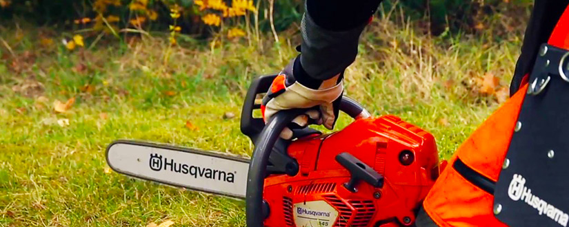 Learn How To Start a Chainsaw
