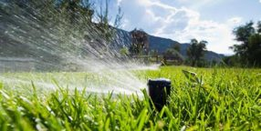 How to Adjust Sprinklers
