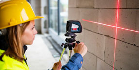 How to Use A Laser Level