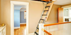 Attic Ladder Installation