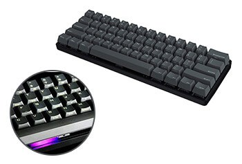 Keyboards for Programming