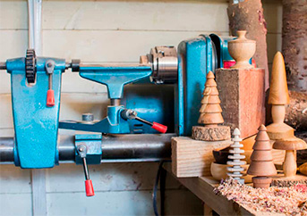 5 Best Wood Lathes For Your DIY Projects