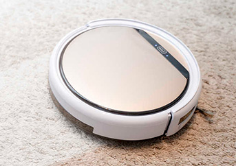 Robot Vacuum For Carpe