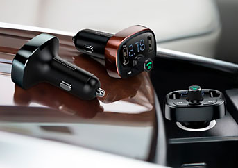Iphone FM Transmitter