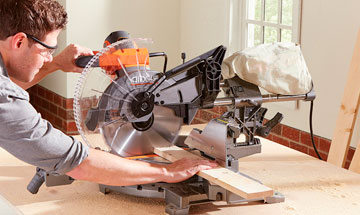 What is Meant by a Miter Saw